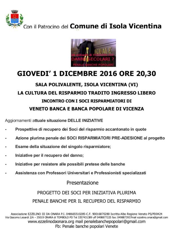 isola-vicentina-01-dicembre-2016-volantino-cultura-del-risparmio-tradito